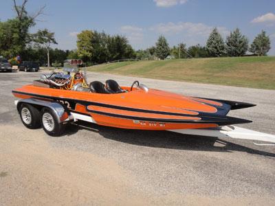 Drag boats for sale on ebay